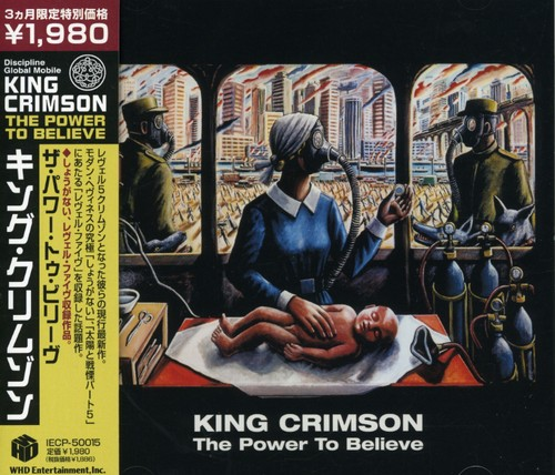 King Crimson - Power to Believe