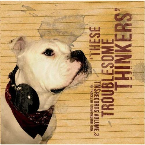 TNS 3: These Troublesome Thinkers /  Various [Import]