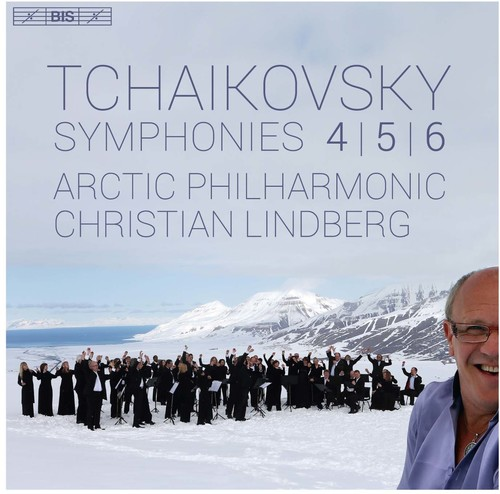 Pyotr Ilyich Tchaikovsky: Symphonies Nos 4-6