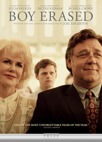 Boy Erased [Movie] - Boy Erased