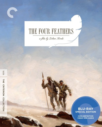The Four Feathers (Criterion Collection)