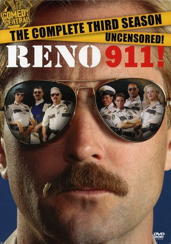 Reno 911: Complete Third Season