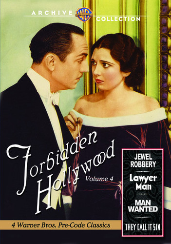 Forbidden Hollywood Collection: Volume 4