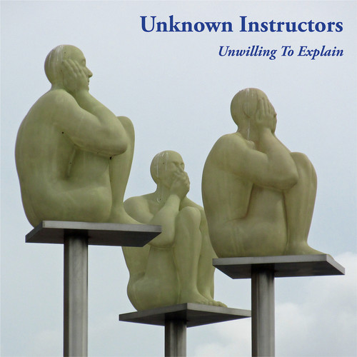 Unknown Instructors - Unwilling To Explain [Indie Exclusive Limited Edition Purple LP]