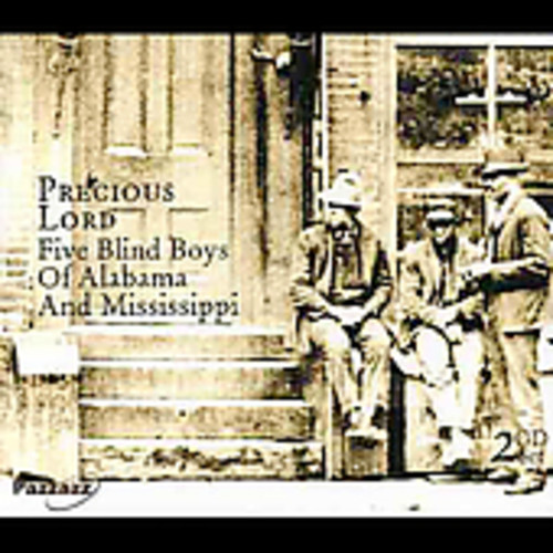 Blind Boys Of Alabama & Mississippi - Precious Lord