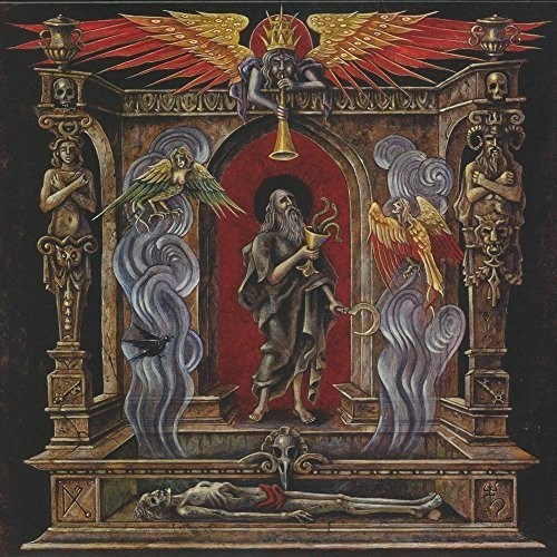 Hierophany of the Open Grave