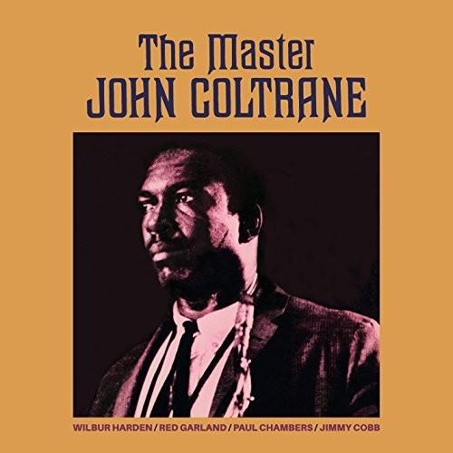 John Coltrane - The Master (W/Book) [Import]