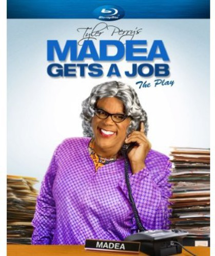 Tyler Perry's Madea [Movie] - Tyler Perry's Madea Gets A Job: The Play