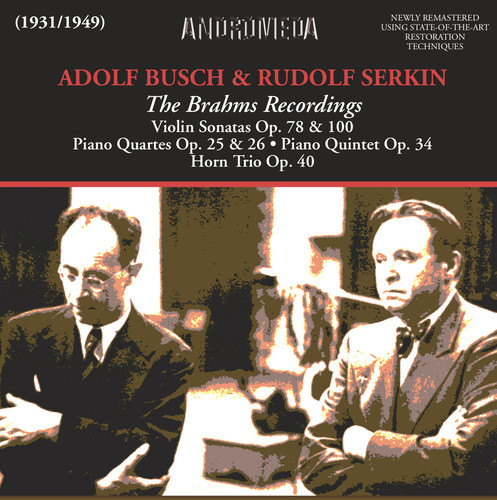 Brahms Recordings