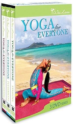 Yoga for Everyone Tripack
