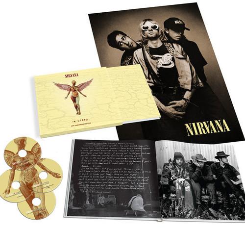 Nirvana-In Utero (20th Anniversary Edition)