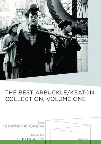 The Best Arbuckle /  Keaton Collection: Volume One