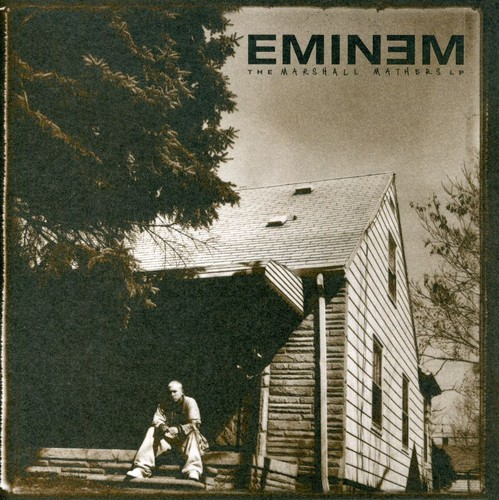 Eminem-Marshall Mathers LP