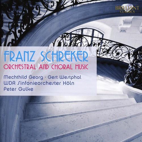 Orchestral & Vocal Works