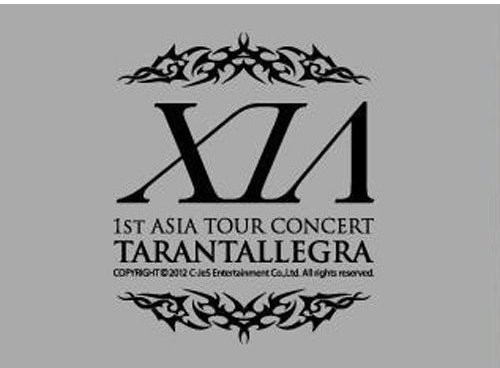 Tarantallegra: 1st Asia Tour Concert [Import]