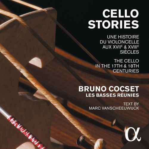 Luigi Boccherini: Cello Stories