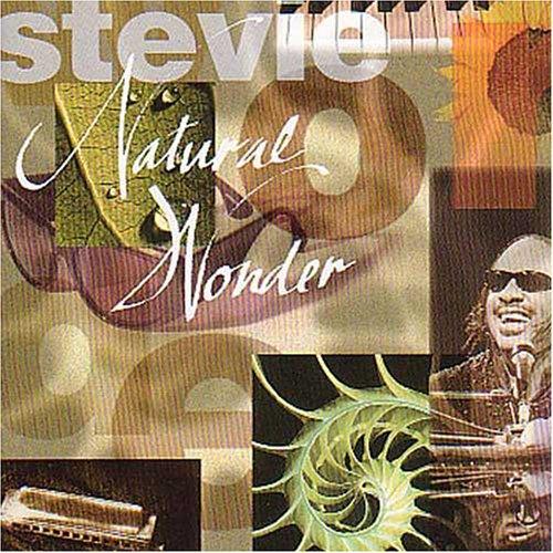 Stevie Wonder-Natural Wonder