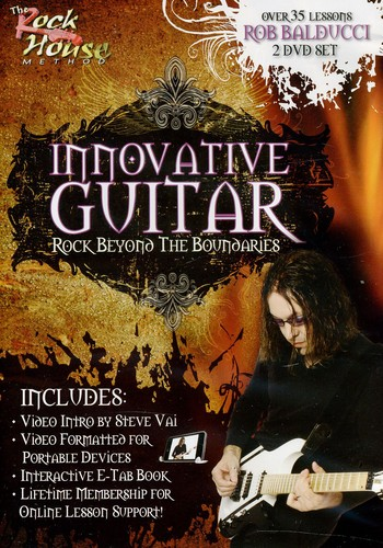 Innovative Guitar: Rock Beyond Boundaries
