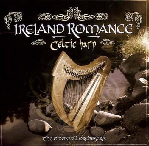 Ireland Romance-Celtic Harp [Import]