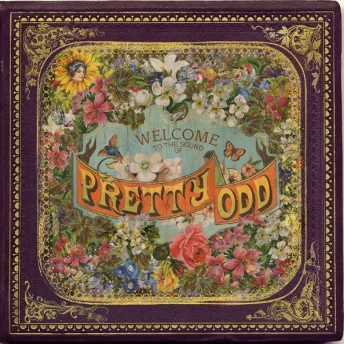 Panic! At The Disco - Pretty. Odd. [Vinyl]