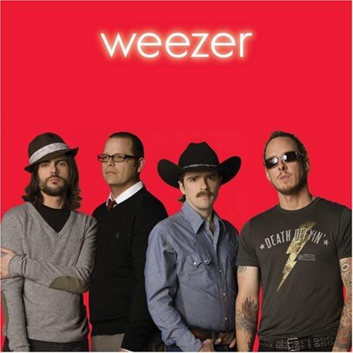 Weezer-Weezer [The Red Album]