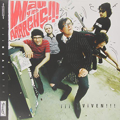 Wau y Los Arrrghs - Viven