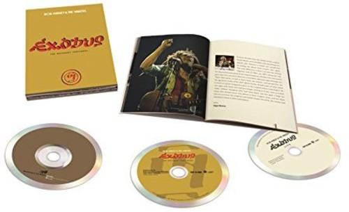 Bob Marley & The Wailers - Exodus - 40 [3 CD]