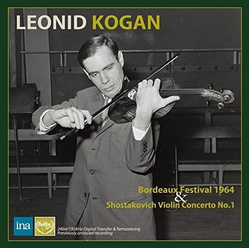 Bordezux Festival 1964 & Shostakovich Violin