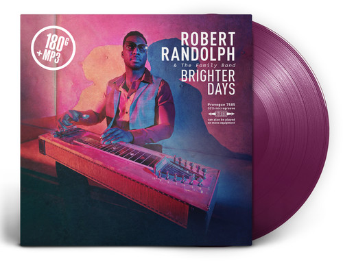 Robert Randolph & The Family Band - Brighter Days [Limited Edition Purple LP]