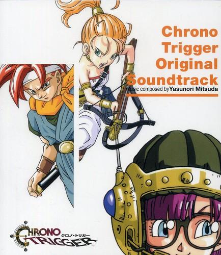 Chrono Trigger: Ost [Import]