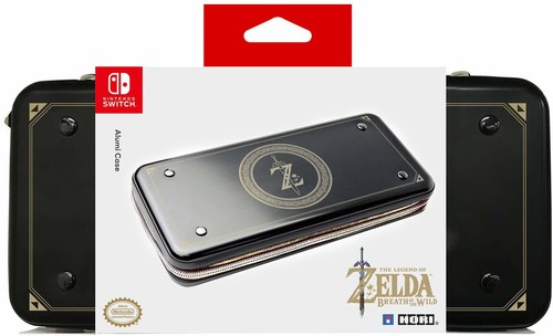 - HORI Alumi Case - Zelda Edition for Nintendo Switch