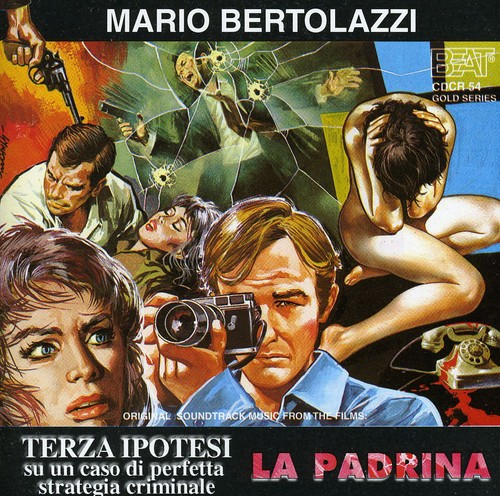 Terza Ipotesi Su Un Caso (Original Soundtrack) [Import]