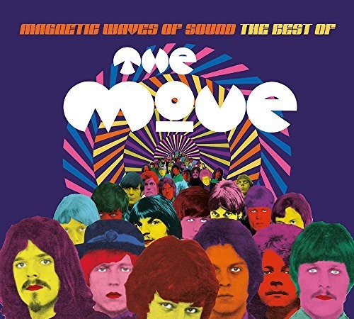 Magnetic Waves Of Sound: Best Of The Move [Import]