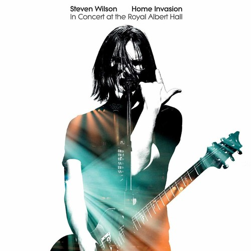Steven Wilson - Home Invasion: In Concert At The Royal Albert Hall [2CD/Blu-ray]