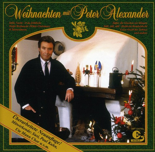 Weihnachten Mit Peter Alexander [Import]