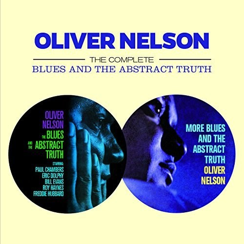 Oliver Nelson - Complete Blues & The Abstract Truth (W/Book) (Spa)