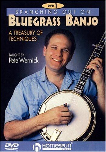 Bluegrass Banjo: Volume 1