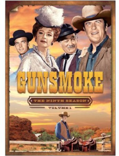 Gunsmoke: The Ninth Season Volume 1