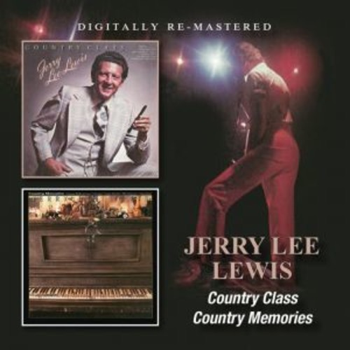 Jerry Lee Lewis - Country Class/Country Memories (Uk)