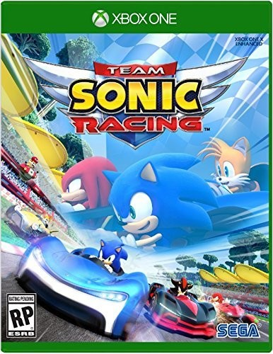 Xb1 Team Sonic Racing - Team Sonic Racing for Xbox One