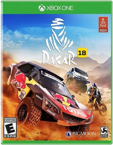 - Dakar 18