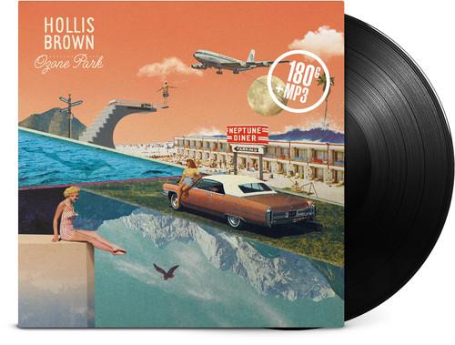 Hollis Brown - Ozone Park [LP]