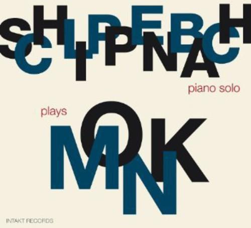 Alexander Von Schlippenbach - Schlippenbach Plays Monk