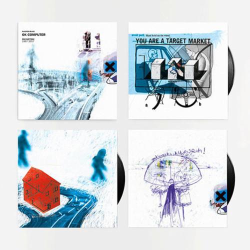 Radiohead - OK COMPUTER OKNOTOK 1997 2017 [LP]