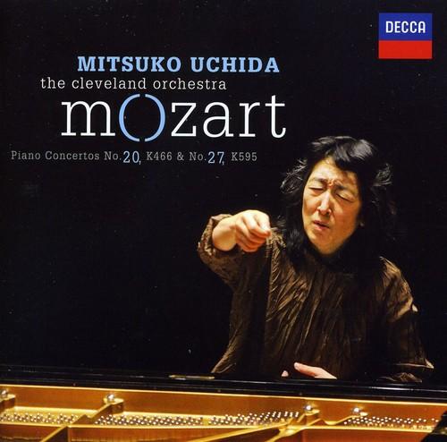 Piano Concertos Nos 20 & 27