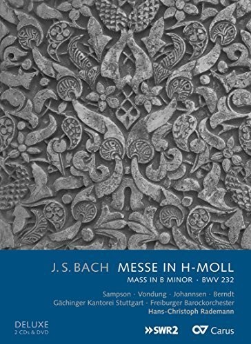 Messe in H-Moll (Mass in B Minor) BWV 233
