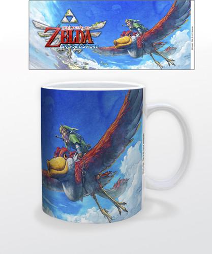 Zelda Skyward Sword 11 Oz Mug - Zelda Skyward Sword 11 oz mug