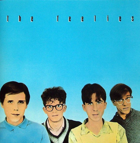 The Feelies - Crazy Rhythms [Download Included]