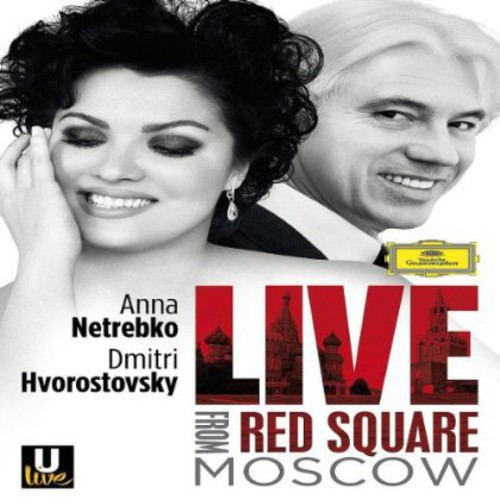 Live From Red Square Moscow