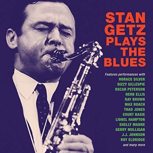 Stan Getz - Plays The Blues